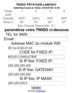 6 IP Fixe